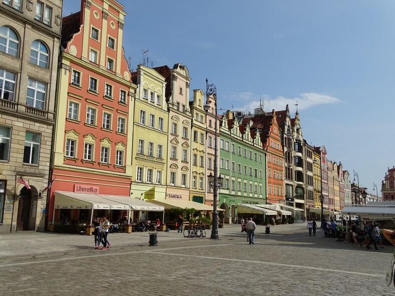 . Piata Centrala Breslau