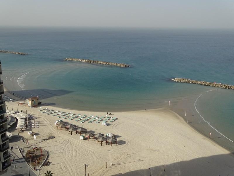. Plaja Tel Aviv