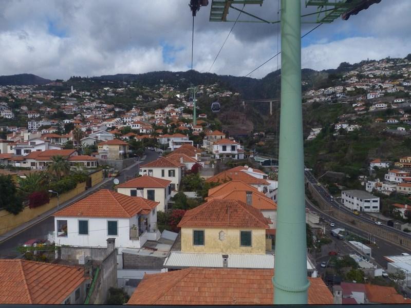. Telecabina Madeira
