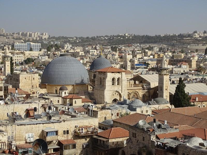. Biserica Sf. Mormant Ierusalim