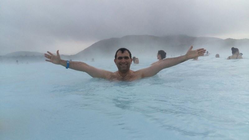 . Laguna Blue Reykjavik