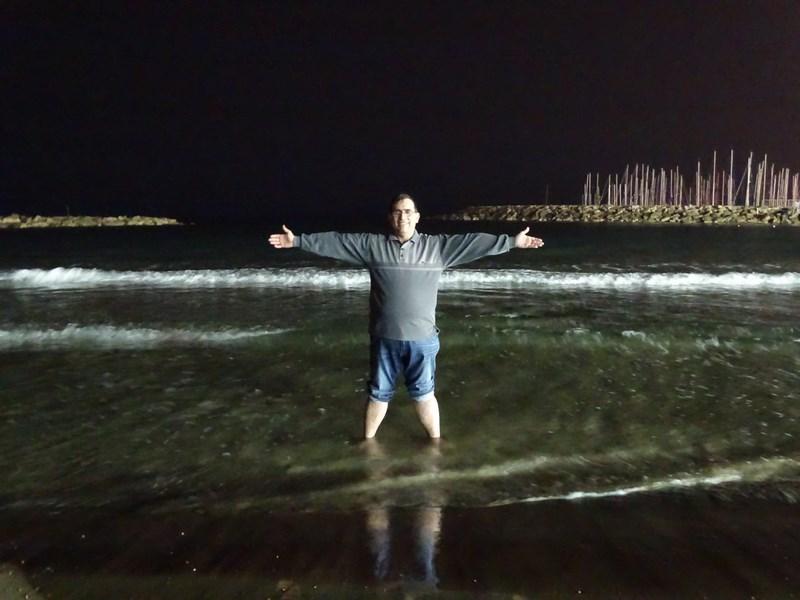 . Noaptea Pe Plaja