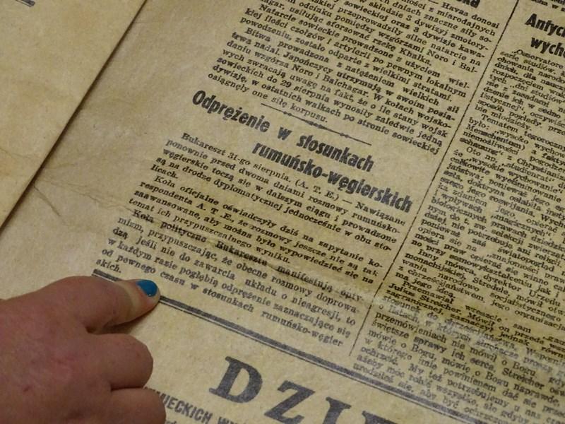 . Relatari Despre Romania In Presa Poloneza
