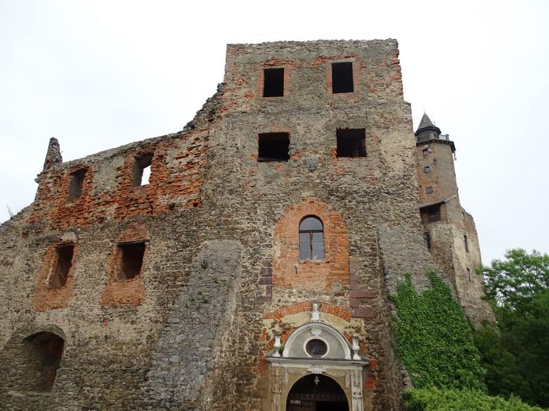 . Ruine Grodno