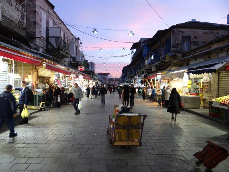 . Mahane Yehuda Market
