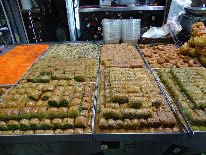 . Dulciuri Arabesti Ierusalim