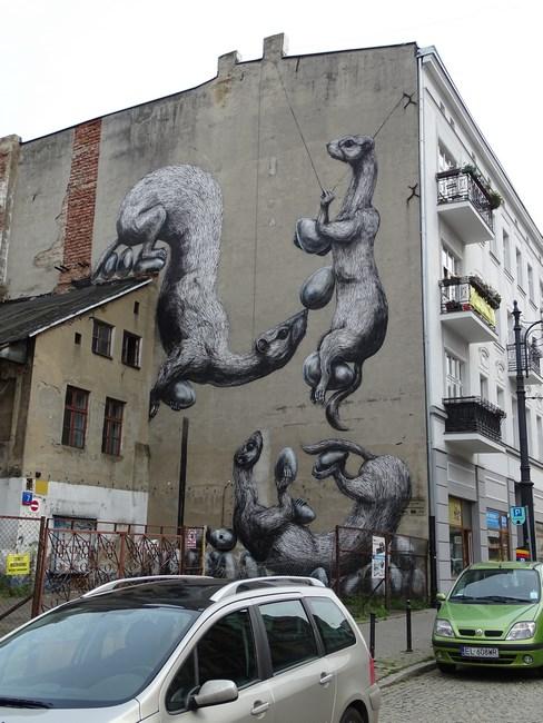 . Lodz Street Art