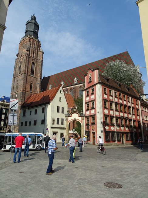 . Biserica Wroclaw