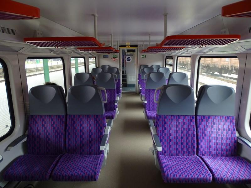 . Tren Lituanian