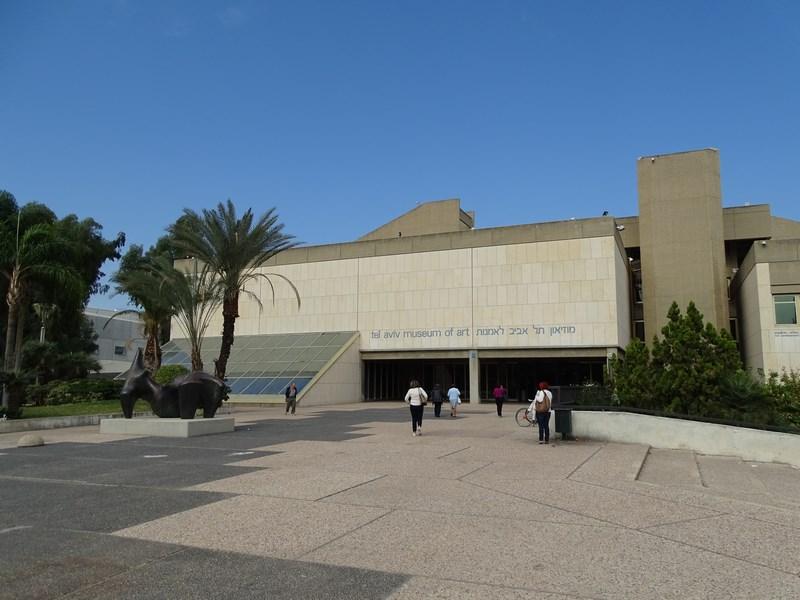 . Muzeul De Arta Tel Aviv