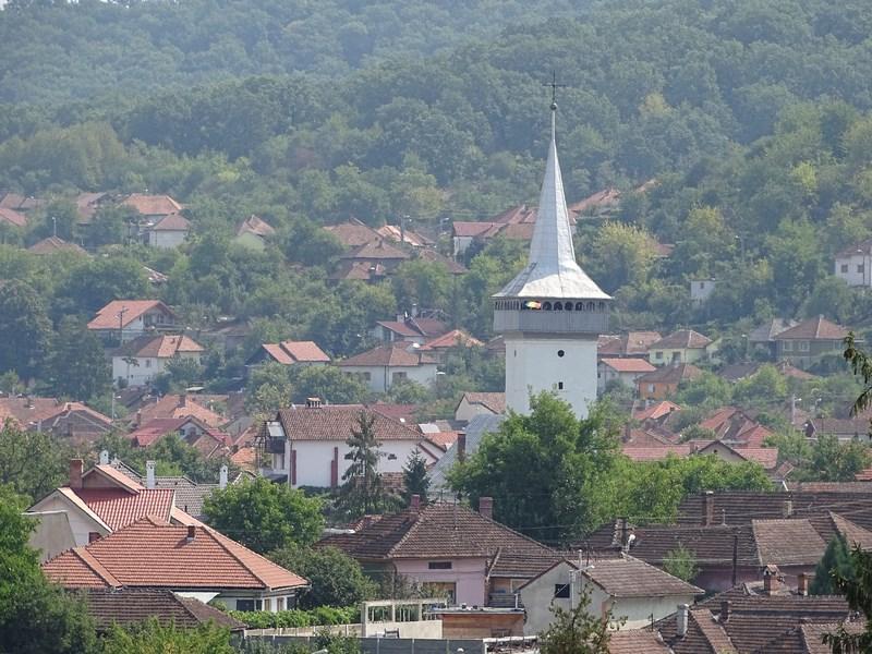 . Panorama Hunedoara