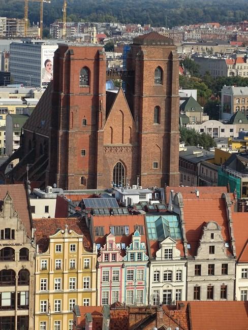 . Centrul Vechi Wroclaw