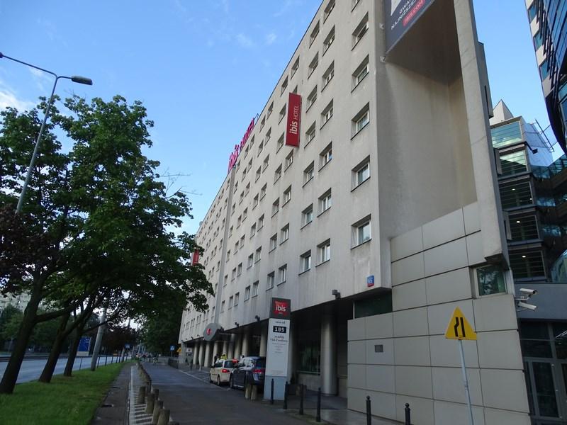 . Hotel Ibis Centrum Warsaw