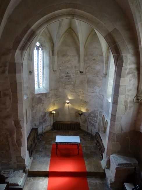 . Capela Castelul Huniazilor