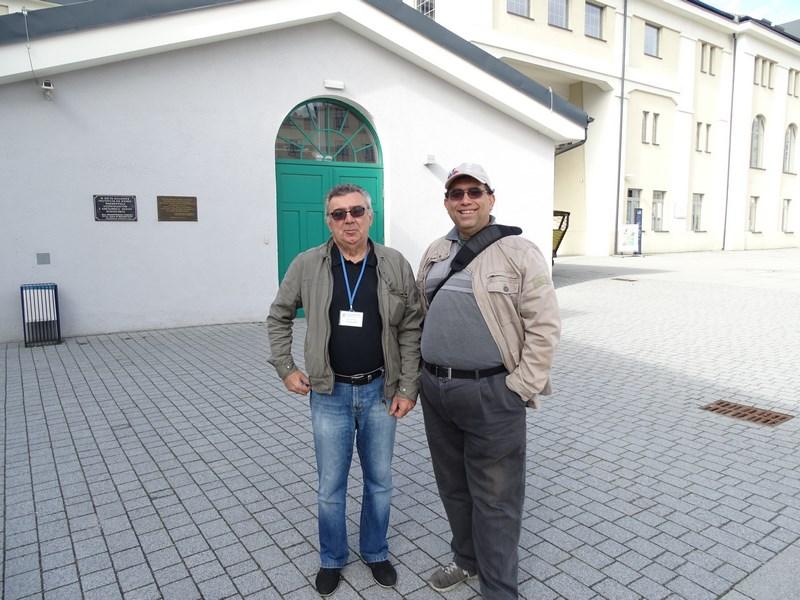 . Cu Ghidul De La Mina Walbrzych