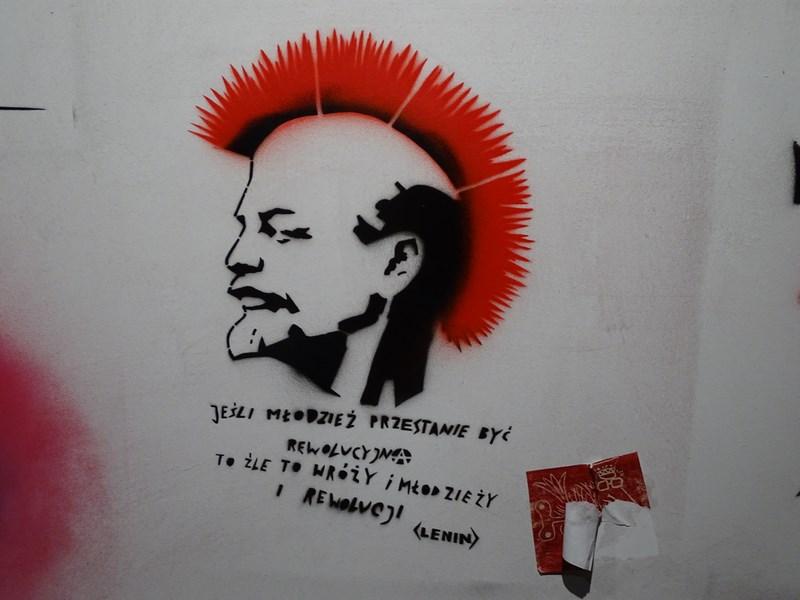 . Graffitti Polonioa