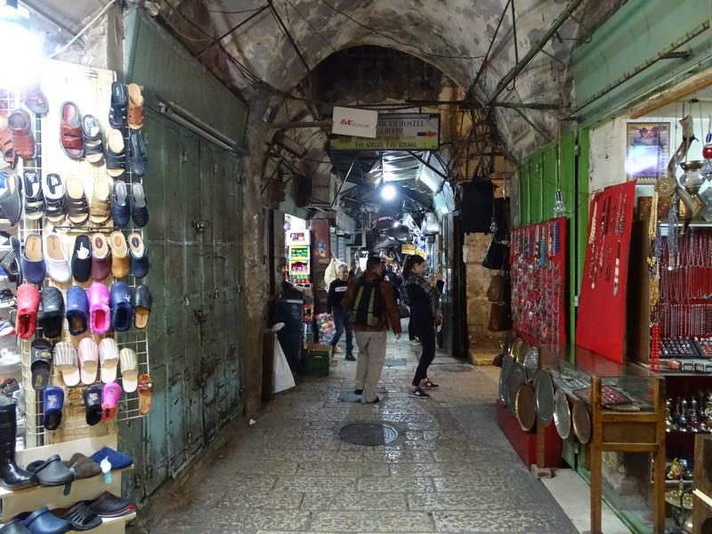 . Piata Araba Ierusalim