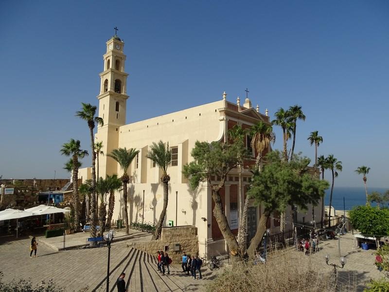 . Biserica In Yaffa