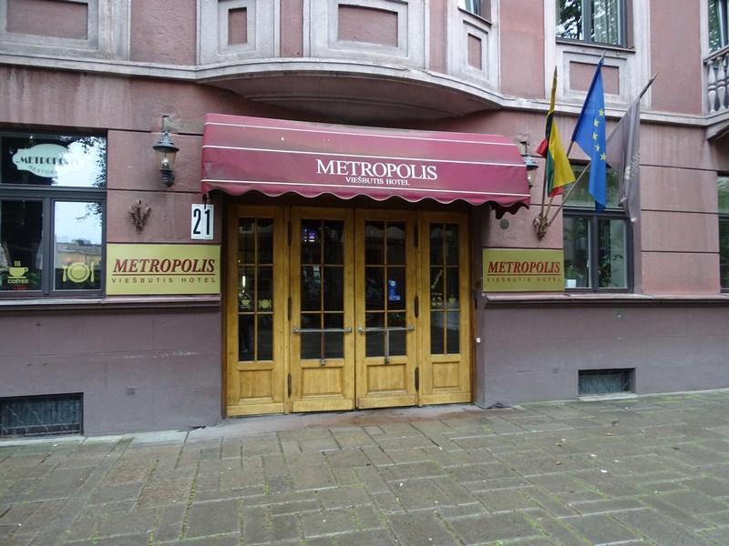 . Hotel Metropole Kaunas