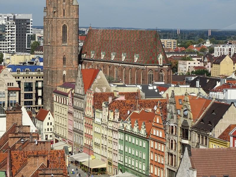 . Centru Orasului Wroclaw