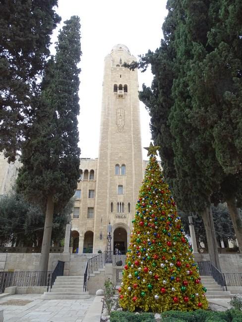 . YMCA Ierusalim