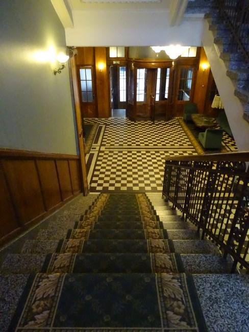 . Interior Hotel Metropole Kaunas