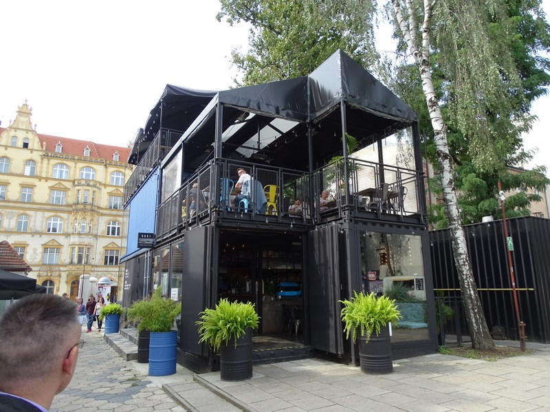 . Restaurant In Lodz
