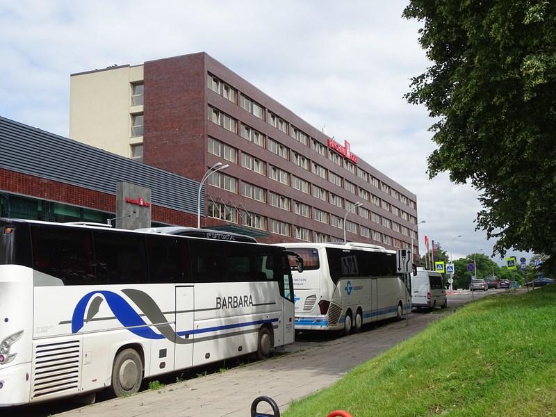 . Hotel Panorama Vilnius