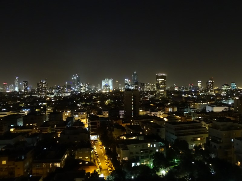 . Tel Aviv By Night