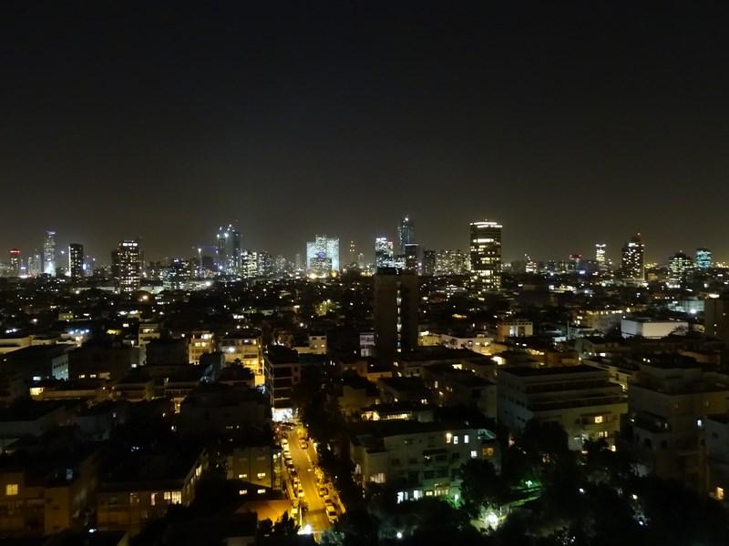 . Tel Aviv By Night