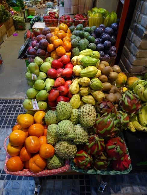 . Fructe In Piata In Tel Aviv