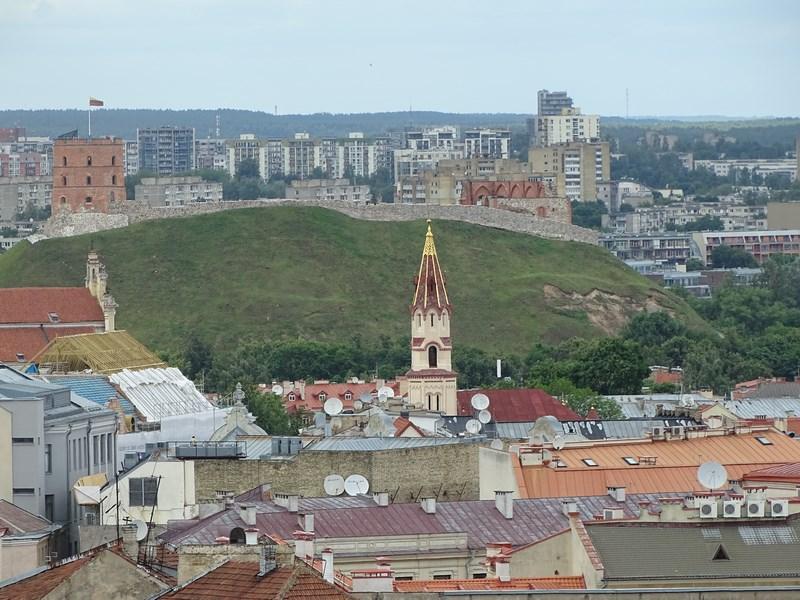 . Panorama Vilnius