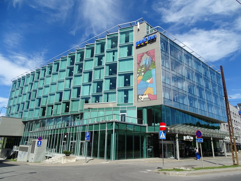 . Hotel Park Inn By Radisson Meriton Conference Spa Tallinn