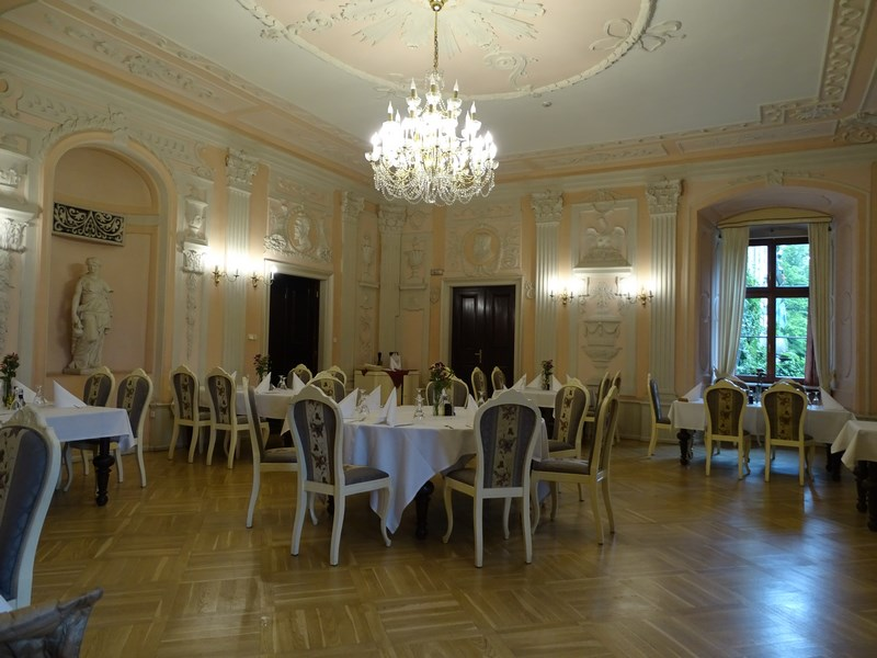 . Restaurant Kliczkow