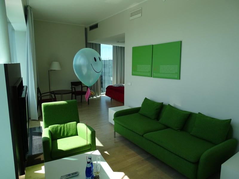 . Park Inn Tallinn Suite