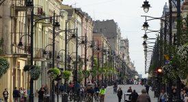 . Ulica Piotrkowska Lodz