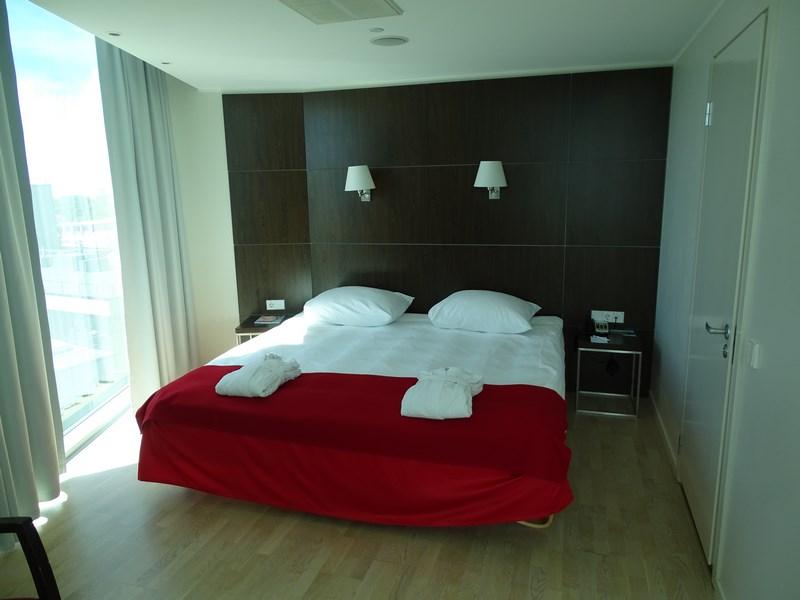 . Dormitor In Park Inn