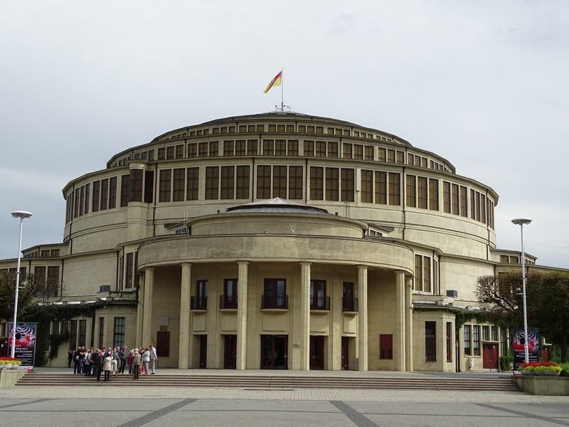 . Centennial Hall Wroclaw