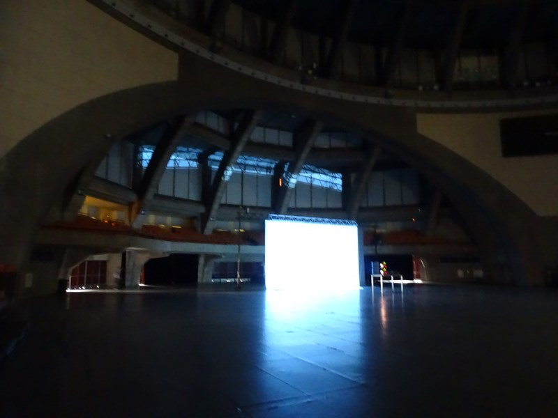 . Interior Centennial Hall
