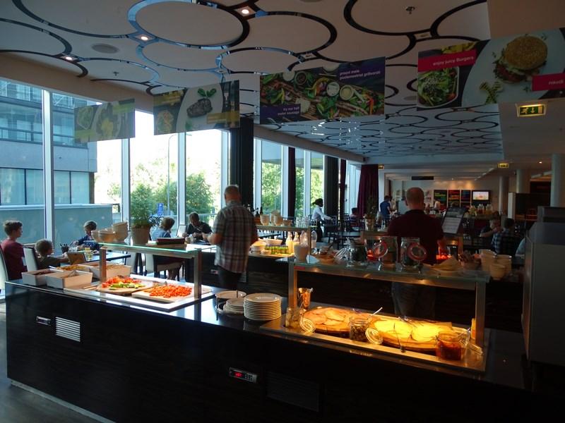 . Mic Dejun Park Inn Tallinn
