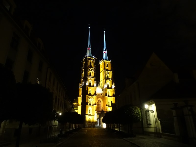 . Wroclaw By Night