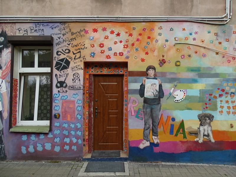. Wroclaw Graffitti