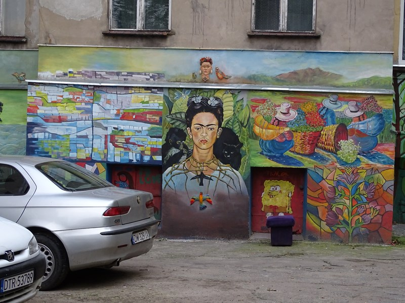 . Frida Kahlo