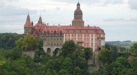 . Palat Ksiaz Silezia Inferioara
