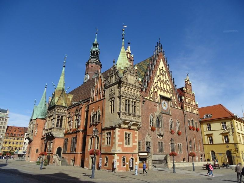 . Wroclaw Polonia