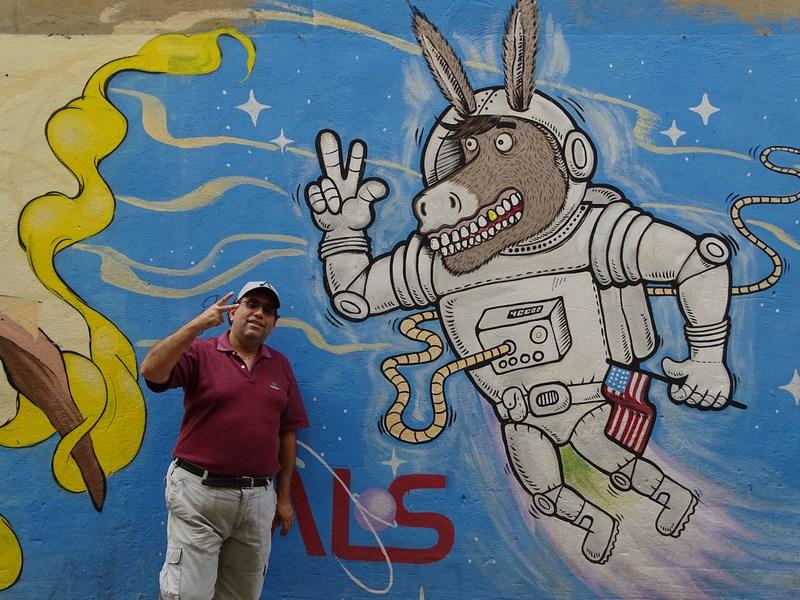 . Graffitti Valencia