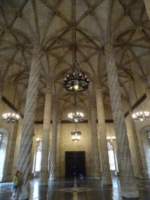 . Interior Bursa De Matase