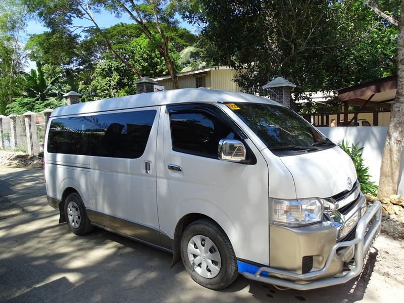 Shuttle Puerto Princesa El Nido