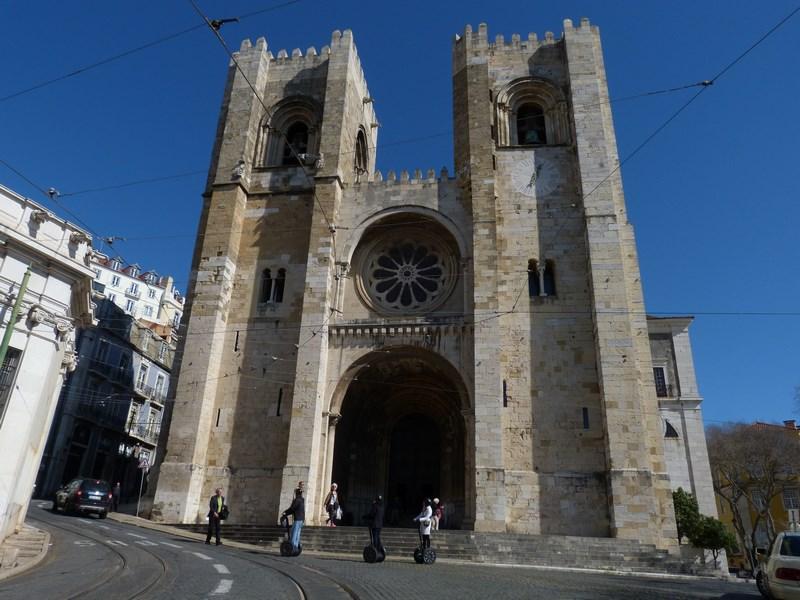 . Catedrala Lisabona