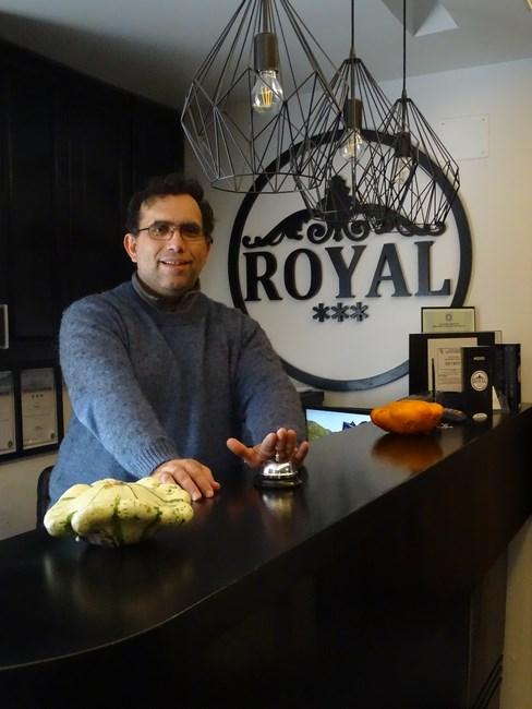 . Receptie Hotel Royal
